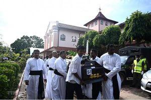 Đã có 310 người thiệt mạng vì các vụ nổ liên tiếp ở Sri Lanka