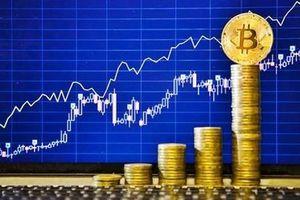 Bitcoin đột ngột tăng hơn 200 USD chỉ trong nửa giờ