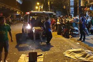 Hà Nội: Xe ô tô 'điên' tai nạn liên hoàn khiến nữ công nhân quét rác tử vong