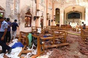 IS nhận trách nhiệm thực hiện loạt vụ đánh bom tại Sri Lanka