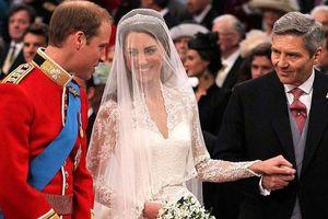 Đám cưới Hoàng tử Harry và Công nương Kate: Những khoảnh khắc đáng nhớ