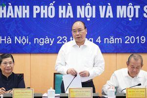 Thủ tướng: 3 đột phá hiện nay là thể chế, nguồn nhân lực và hạ tầng