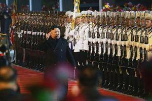 Nước Nga chào đón Chủ tịch Triều Tiên Kim Jong-un như thế nào?