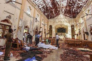 IS nhận trách nhiệm cho loạt vụ đánh bom ở Sri Lanka