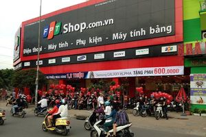 Doanh thu online của FPT Shop tăng trưởng mạnh 26,4%