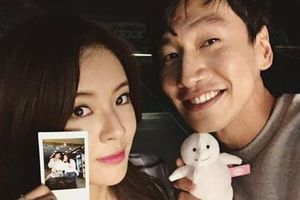 Ngôi sao 'Running Man' Lee Kwang Soo áp lực khi công khai chuyện yêu