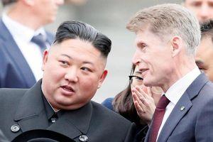 Nga đãi ông Kim Jong Un bánh pelmeni và trứng cá muối caviar đỏ