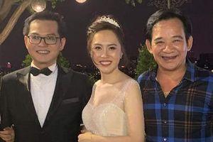 Đông đảo nghệ sĩ miền Bắc dự tiệc cưới thứ 3 của NSND Trung Hiếu