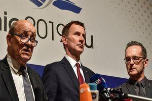 Hệ thống thanh toán thương mại phi USD Iran - EU đạt tiến bộ tích cực