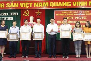 Quận Bắc Từ Liêm tổ chức 23 phiên chợ hàng Việt