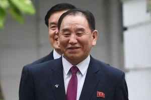 Tướng Triều Tiên từng mang thư của ông Kim Jong-un sang Mỹ bị mất chức
