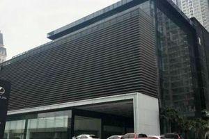 Cận cảnh 'đất vàng' Hợp tác xã biến tướng thành showroom Lexus Thăng Long sắp bị thu hồi