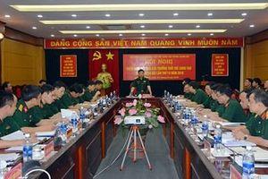 Thẩm định kết quả Giải thưởng Tuổi trẻ sáng tạo trong Quân đội lần thứ 19