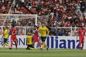 Persija Jakarta thua trận, Becamex Bình Dương có cơ hội tại AFC Cup