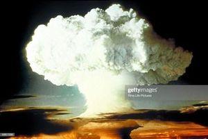 Mỹ từng thực hiện hơn 1.000 vụ thử hạt nhân trong gần nửa thế kỷ