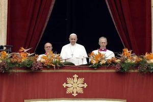 Thông điệp Lễ Phục sinh 2019 của Giáo hoàng Francis