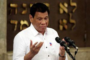 Âm mưu lật đổ Tổng thống Duterte