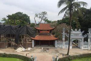 Đề nghị kỷ luật sư trụ trì xâm phạm di tích quốc gia chùa Bối Khê