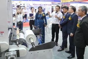 Trưng bày sản phẩm ngành công nghiệp nhựa, in ấn và đóng gói bao bì Hà Nội 2019