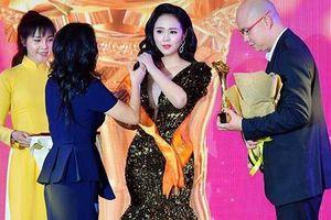 Nữ hoàng hoa hồng Thanh Hương vinh dự nhận giải doanh nhân truyền cảm hứng của năm