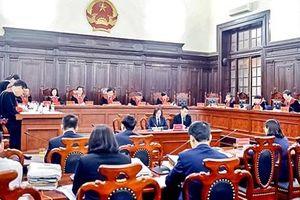 Kỳ họp tháng 4/2019 của Hội đồng Thẩm phán TANDTC: Một số vấn đề nghiệp vụ được cụ thể hóa