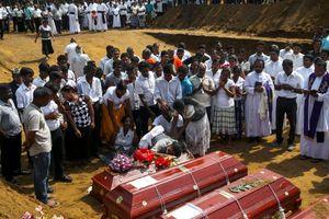 Khủng bố IS bất ngờ nhận trách nhiệm vụ nổ bom ở Sri Lanka