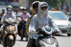 Dự báo thời tiết 24/4: Hà Nội nắng rát