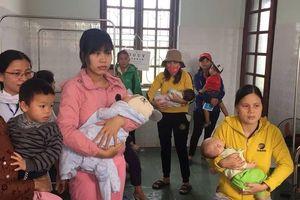 Vắc xin '5 trong 1' giá trên trời ở Quảng Bình: Dừng tiêm, đề nghị Cục kiểm tra