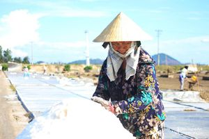 Nghệ An: Diêm dân thắng lớn trong những ngày cực nắng