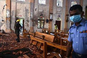 IS nhận trách nhiệm những vụ đánh bom tại Sri Lanka
