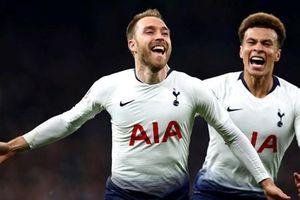 Eriksen lập siêu phẩm, Tottenham xây chắc tốp 3 Premier League