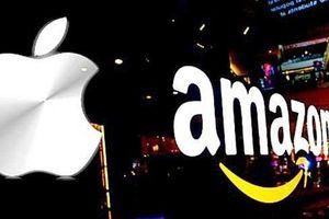 Apple chi hơn 30 triệu USD mỗi tháng cho dịch vụ đám mây của Amazon