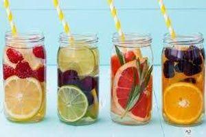 Ngày hè nóng bức, ăn gì, uống gì để thanh nhiệt, giải độc?