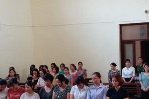Hàng loạt Bác sĩ, điều dưỡng hầu tòa vì trục lợi bảo hiểm ở BVĐK tỉnh Hòa Bình