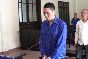 Nghệ An: Phạt tù người cha ngáo đá kéo con lên mái nhà rồi làm rơi xuống dưới