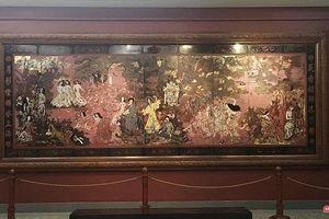 Bảo vật quốc gia – tranh danh họa Nguyễn Gia Trí 'kêu cứu'