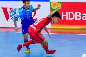 Lượt 4 VCK giải futsal VĐQG 2019: Sahako 'vượt mặt' Tân Hiệp Hưng