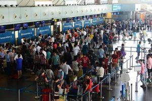 Gần 90 nghìn khách qua sân bay Nội Bài dịp cao điểm 30/4