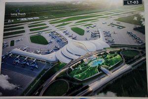 Xây dựng sân bay Long Thành: Cần chú trọng đến công tác bồi thường GPMB