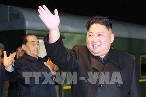 Tàu chở nhà lãnh đạo Triều Tiên đến vùng Primorye của Nga