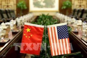 Đàm phán thương mại Mỹ - Trung sẽ bắt đầu vào ngày 30/4
