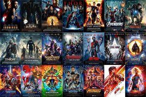 Trước khi xem 'Avengers: Endgame', cùng điểm lại tất cả siêu anh hùng và sự kiện lịch sử dẫn đến trận chiến hồi kết