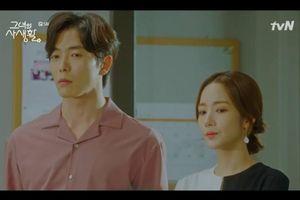 'Her Private Life' tập 5: Chỉ ngủ cùng một đêm mà Kim Jae Wook đã khám phá được bí mật làm fangirl của Park Min Young