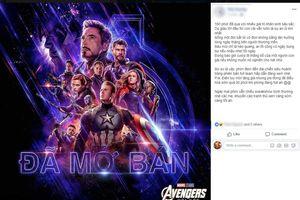 Nhận xét không spoil của những khán giả Việt xem 'Avengers: Endgame' đầu tiên: Xuất thần, đỉnh cao, chết lặng và bi tráng