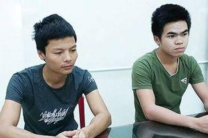 Yên Thành, Nghệ An: Bắt 2 đối tượng chuyên cho học sinh phổ thông vay nặng lãi
