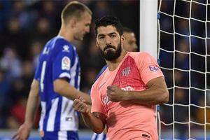 Barca chạm một tay vào chức vô địch La Liga