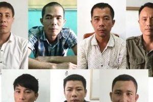Khởi tố 7 đối tượng phá rừng ở VQG Phong Nha - Kẻ Bàng