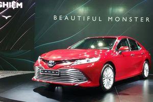 Camry 2019 ra mắt, thêm một lần 'đại phẫu' sản phẩm của Toyota