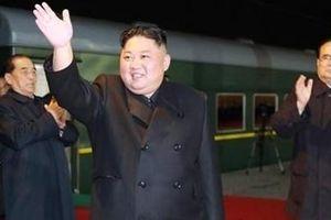 Tàu chở ông Kim Jong-un đã đến Nga, sẵn sàng cho thượng đỉnh Nga-Triều