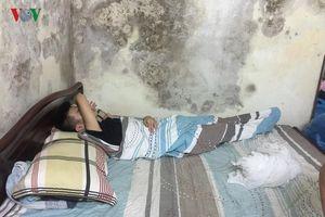 Vụ nữ lao công bị xe 'điên' tông chết: Chỗ nằm quen thuộc mãi vắng mẹ